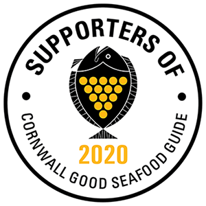 SUPPORTERS OF CORNWALL GOOD SEAFOOD GUIDE 2020